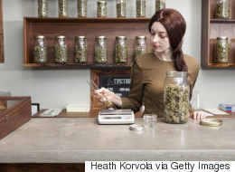 Oui, des commerces de marijuana ouvriront illégalement leurs portes à Montréal