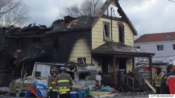 port colborne house fire