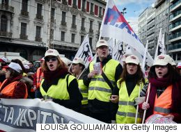 Labour Rights In Greece Must Rise To Meet The European Standard