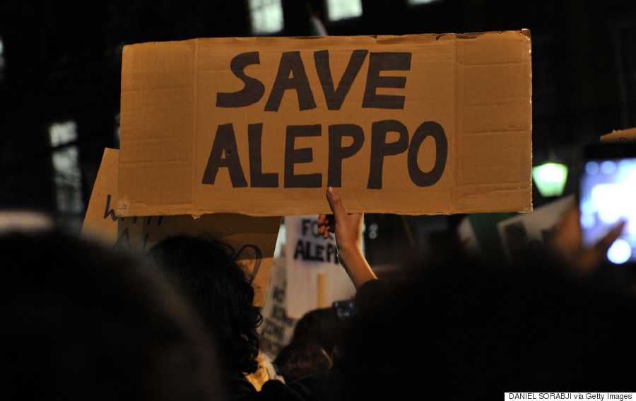 london aleppo
