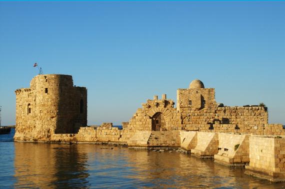 sidon lebanon history