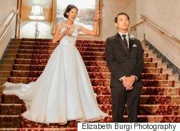 Les 50 photos de mariages les plus drôles de l'année