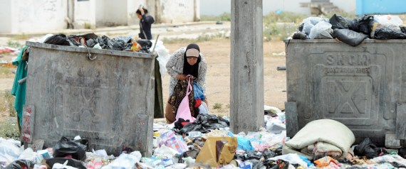 TUNISIA TRASH