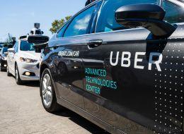 Uber défie la Californie en laissant ses voitures autonomes sur les routes