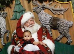 La photo de Noël beaucoup trop drôle de Chrissy Teigen