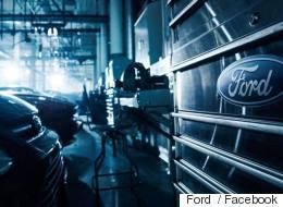 Ford apporte une nouvelle technologie à ses voitures qui pourraient vous surprendre