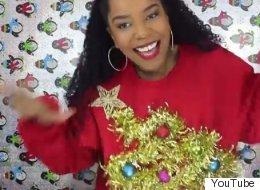 Les Youtubeurs vous apprennent à faire vous-même votre pull moche de Noël