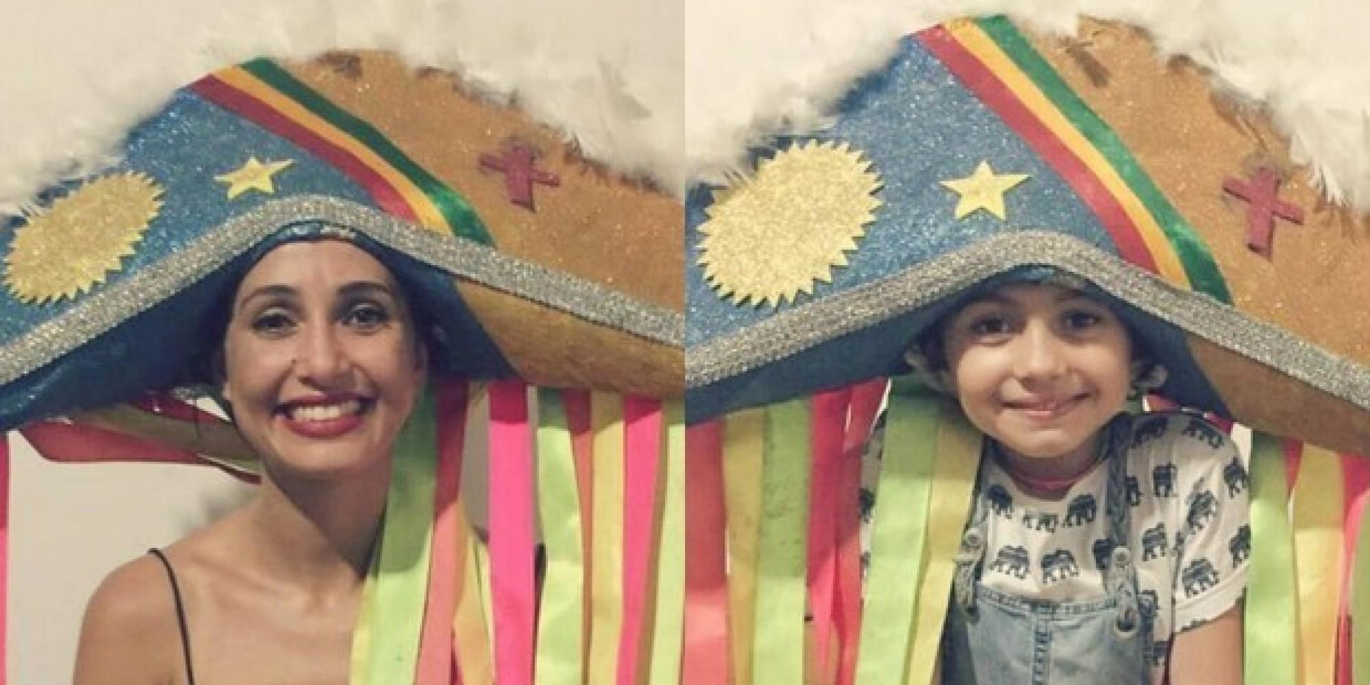 esta foto de camila pitanga e sua filha antônia é a prova de