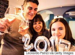 10 idées épatantes pour fêter le jour de l'An en famille