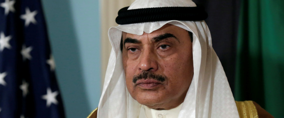 FOREIGN MINISTER OF KUWAIT