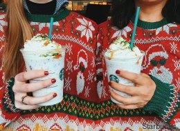 Pour Noël, Starbucks a trouvé la pire saveur de Frappuccino