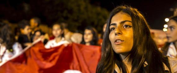 WOMAN TUNISIA