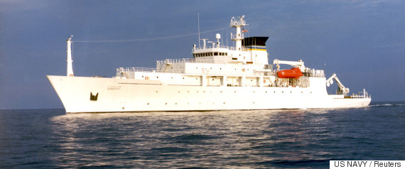 the usns bowditch