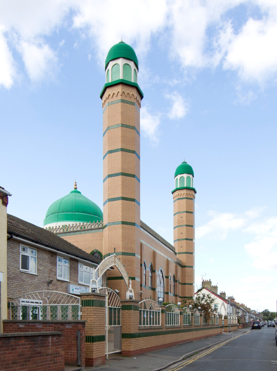 mosque britain