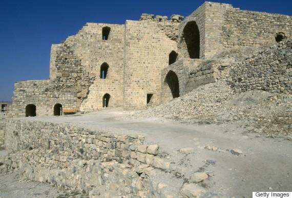 karak castle jordan