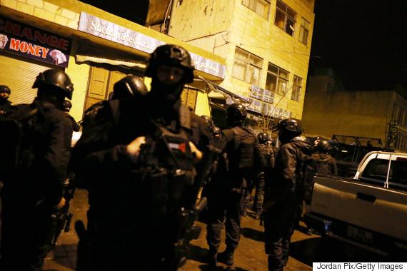 jordan terrorism shooting