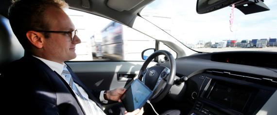 AUTONOMIC DRIVING