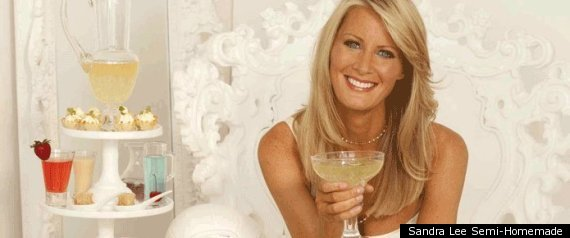 Sandra Lee Food Network Cocktails