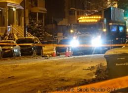 Un piéton happé mortellement par un camion de chargement de neige à Montréal