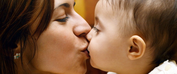 KISS A BABY LIP