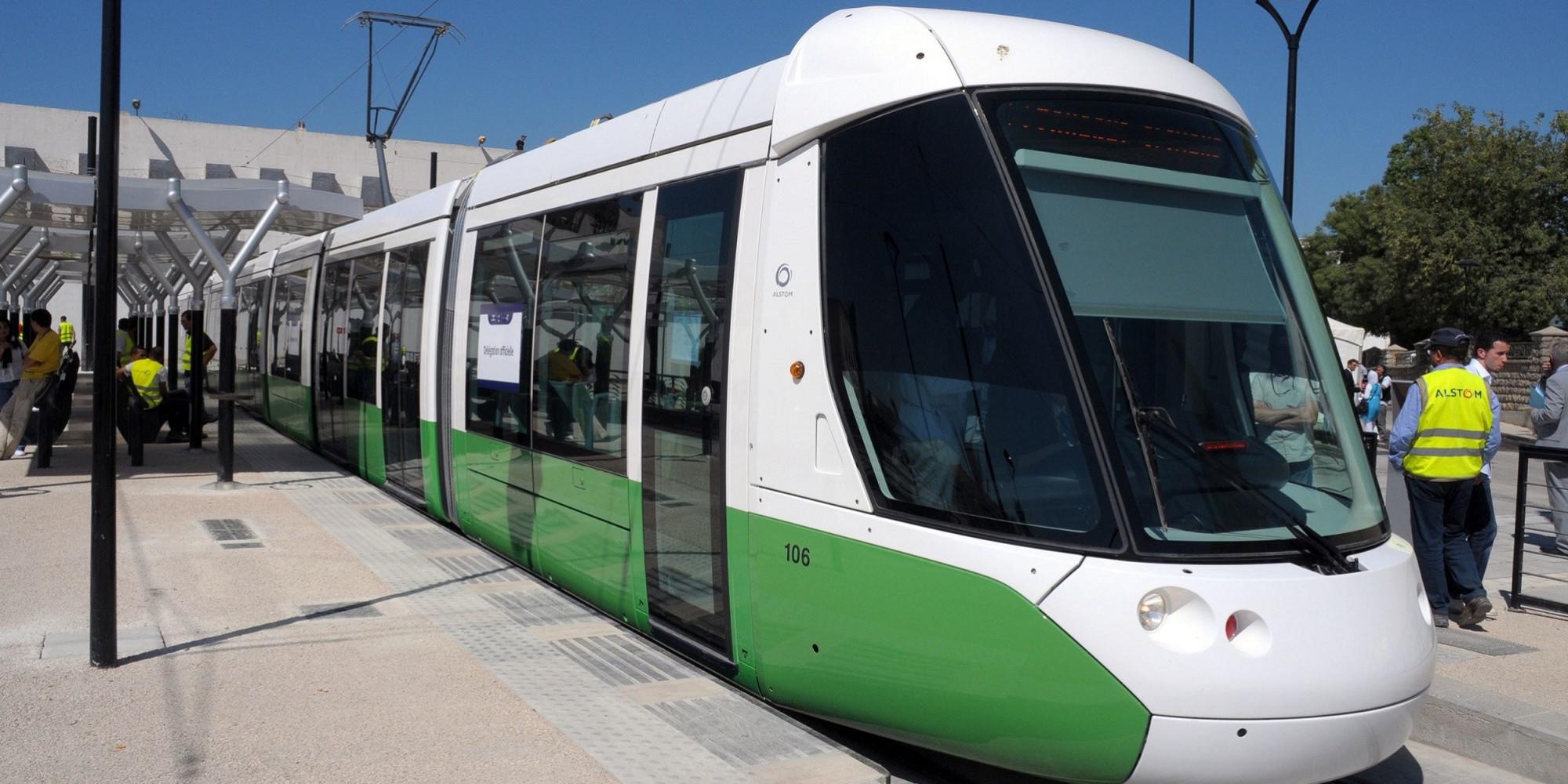 Le tramway va s'étendre à Constantine