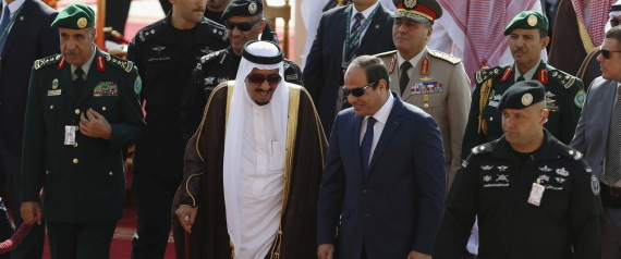 KING SALMAN EGYPT