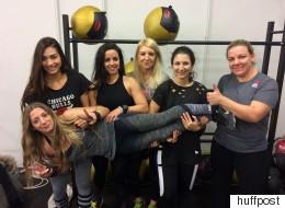 «Δεν είναι αυτά για σένα»: Μην πείτε σε αυτές τις 7 γυναίκες ότι δεν μπορούν να κάνουν crossfit