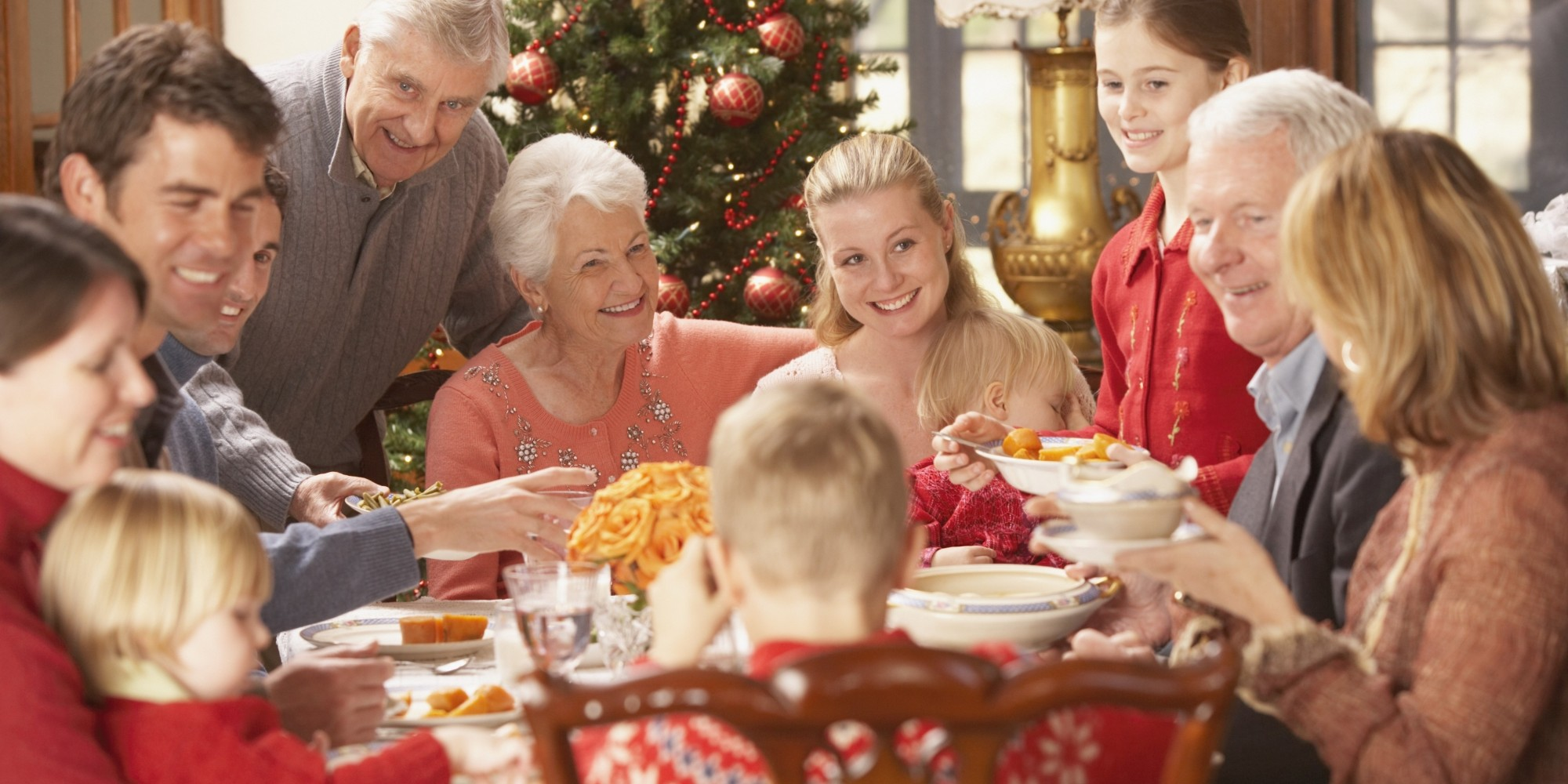 Family Christmas Picture How To Get Through Christmas Without Arguing About Brexit