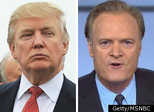 Lawrence Odonnell Donald Trump