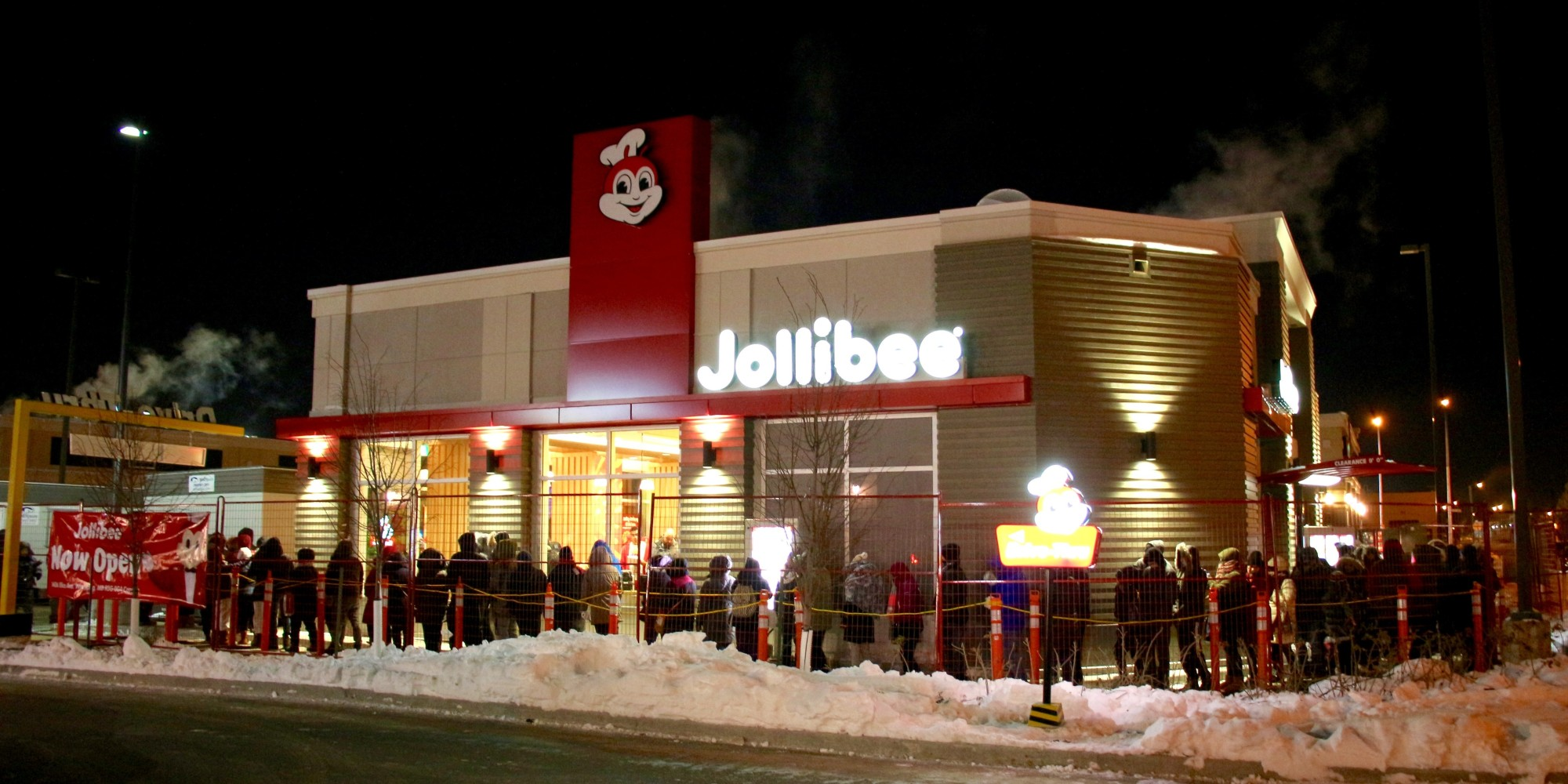 Fast Food Locations British Columbia