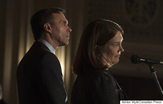 bill morneau jane philpott