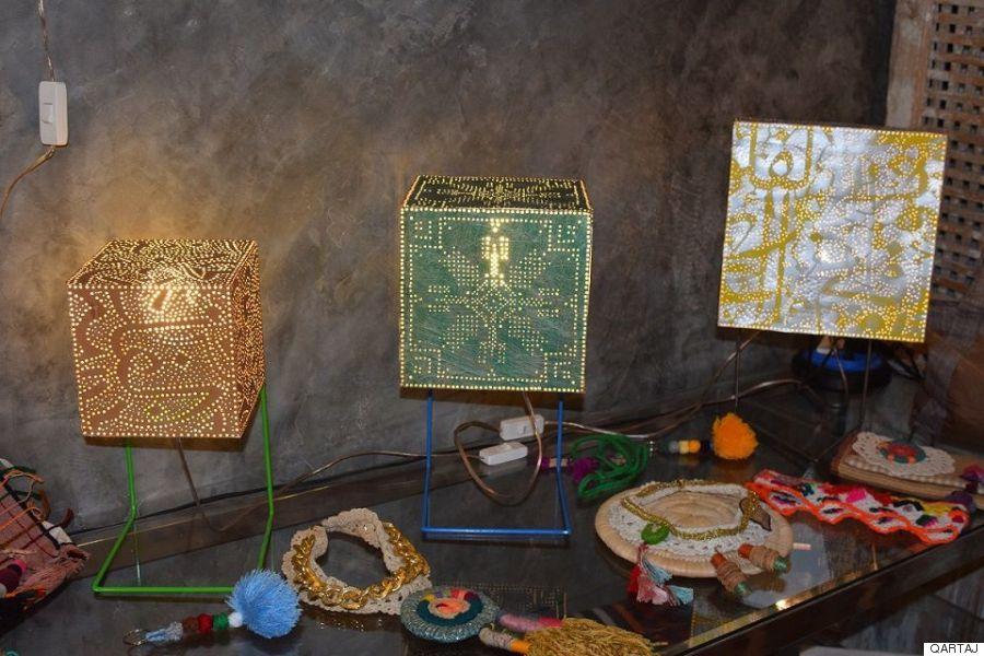 qartaj artisanat tunisie