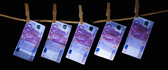 EUROS BILLS