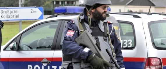 FEDERAL POLICE AUSTRIA
