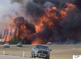 Fort Mac Wildfire Named Canada's News Story Of The Year