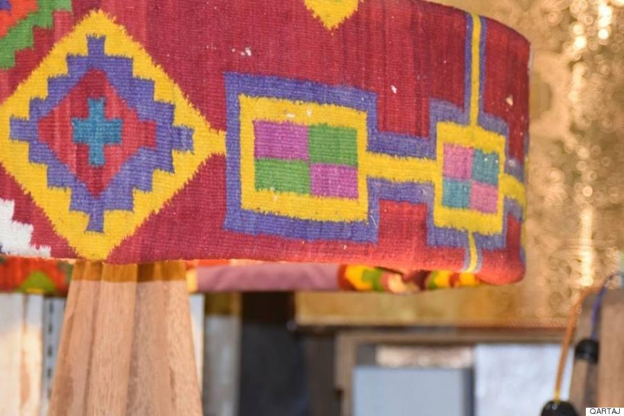 tapis artisanat tunisie