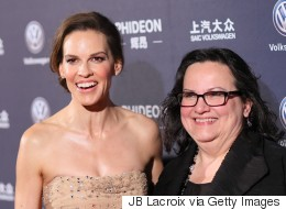 Hilary Swank Reveals Why She Took 2-Year Hiatus From Hollywood