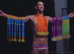 Phelps, 28 medalhas olímpicas, se aposentou. O motivo? Ser um bom pai