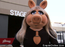WATCH: Can You Beat Miss Piggy At A Staring Competition?