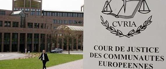 COUR DE JUSTICE EUROPENNE
