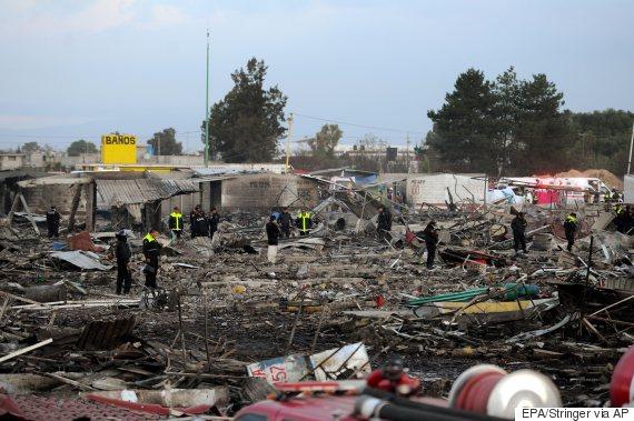 mexico fireworks market explosion