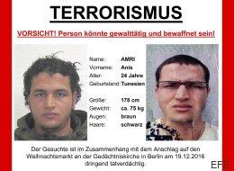 La Policía ofrece 100.000 euros por una pista sobre el sospechoso del atentado de Berlín