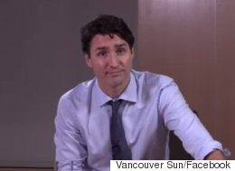 Trudeau Gives Weird Response To Question About Abducted Children