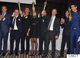 Les acteurs sporifs de l'année primés par le Comité National Olympique (PHOTOS)