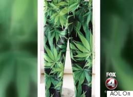 Marijuana Leggings For Toddlers Spark Controversy