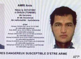 Quién es Anis Amri, el principal sospechoso del atentado de Berlín