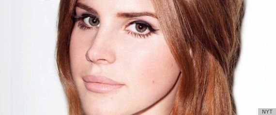 Lana Del Rey Lips Real