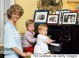 Princess Di Letter Reveals Sweet Way William Reacted To Baby Harry