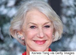 Helen Mirren aimerait que le «sans-maquillage» soit à la mode