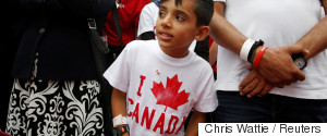 CANADA SYRIAN REFUGEES